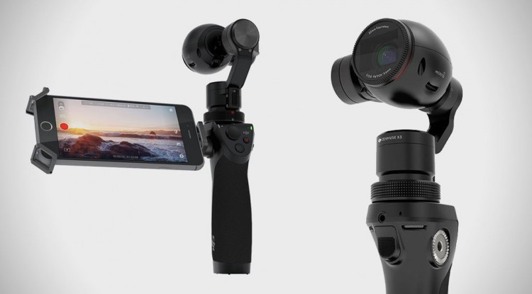 How to fix DJI Osmo blinking/flashing yellow light