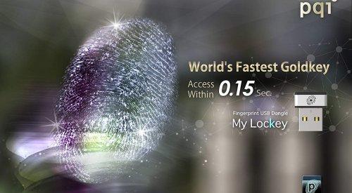 PQI Mini USB Fingerprint Reader isn't that good at all