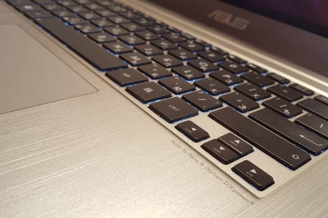 ASUS ZenBook UX31A / Intel i7 / 256GB SSD boot time